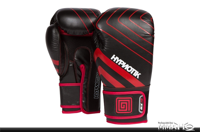 Hypnotik Adrenaline BX19 Boxing Gloves - Red